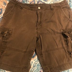 Old Navy Brown Cargo shorts